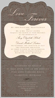 Luxe Folded Invitation